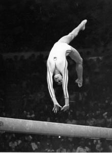My favorite Olympian - Nadia Comaneci!