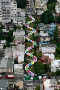 San Francisco Candy Land